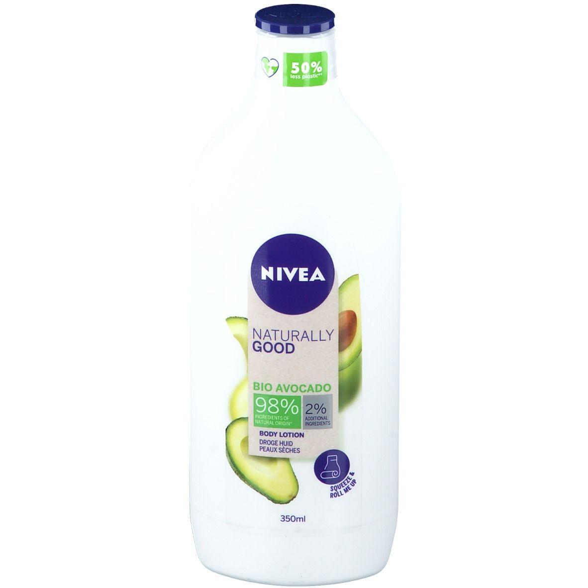 Image of NIVEA Naturally Good Feuchtigkeitsspendende Bodylotion