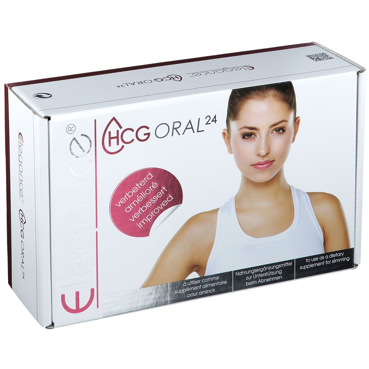 Image of Elegance® HCG Oral 24