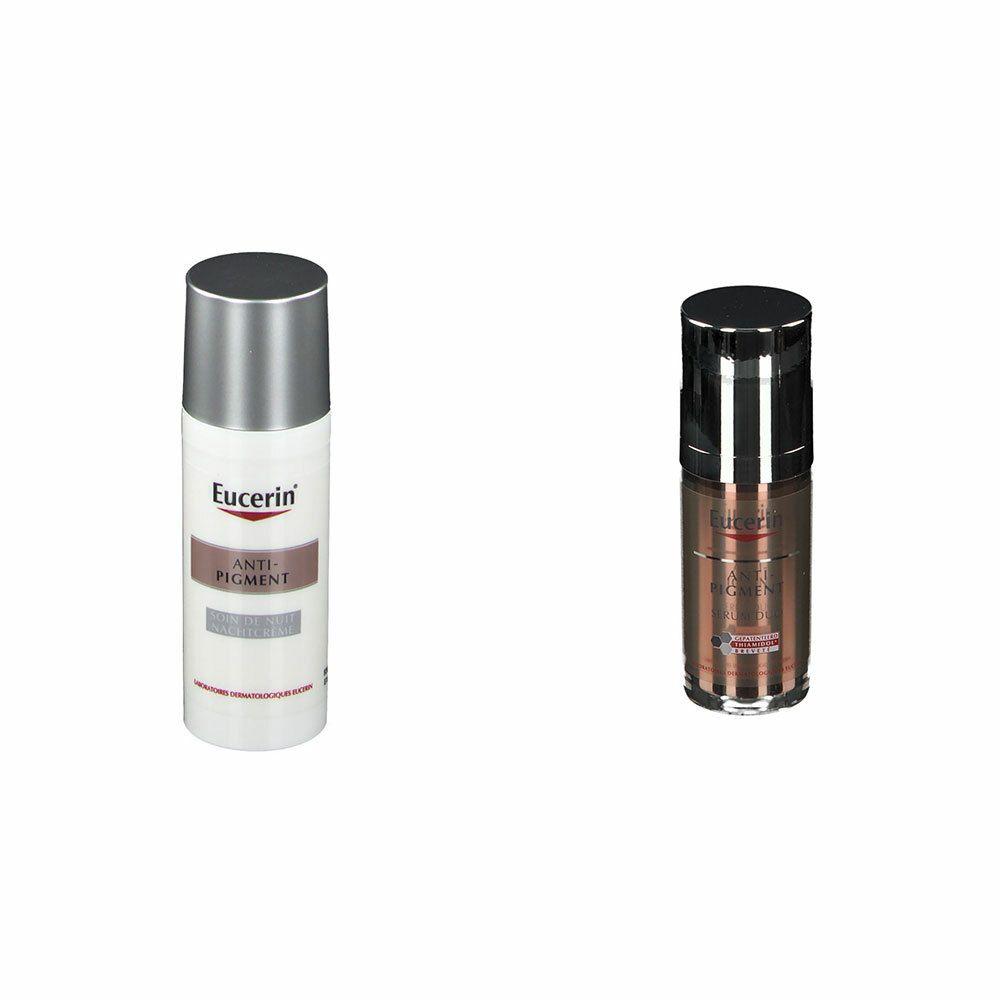 Image of Eucerin® Anti-Pigment Serum Duo + Anti-Pigment Nachtpflege