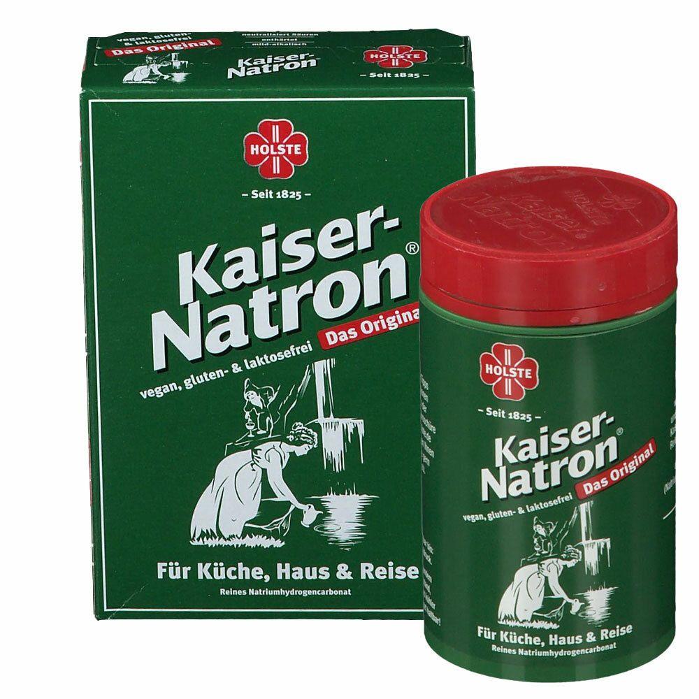 Image of Kaiser-Natron® Pulver + Kaiser-Natron® Tabletten