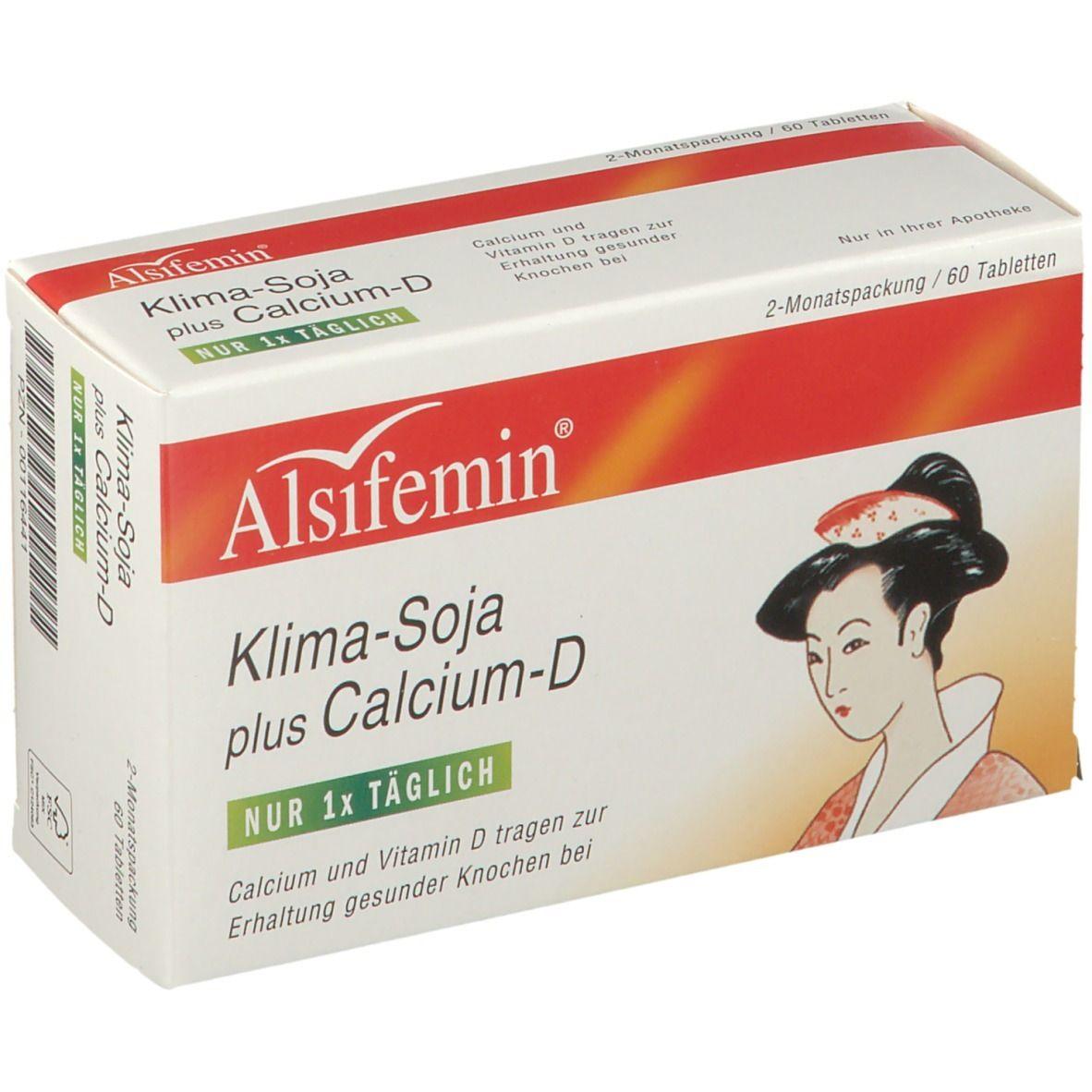 Image of Alsifemin® Klima-Soja plus Calcium D3