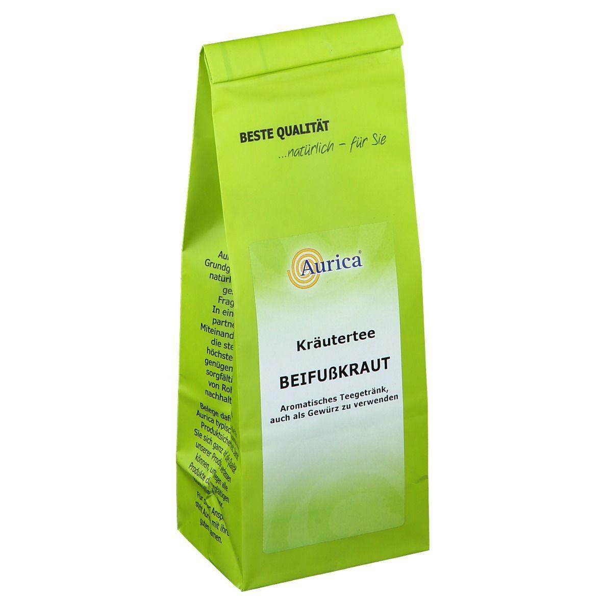 Image of Aurica® Beifusskraut-Tee geschnitten