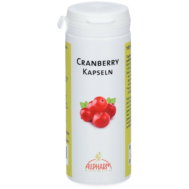 Image of Cranberry Kapseln