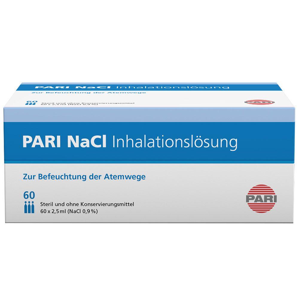 Image of PARI NaCI Inhalationslösung