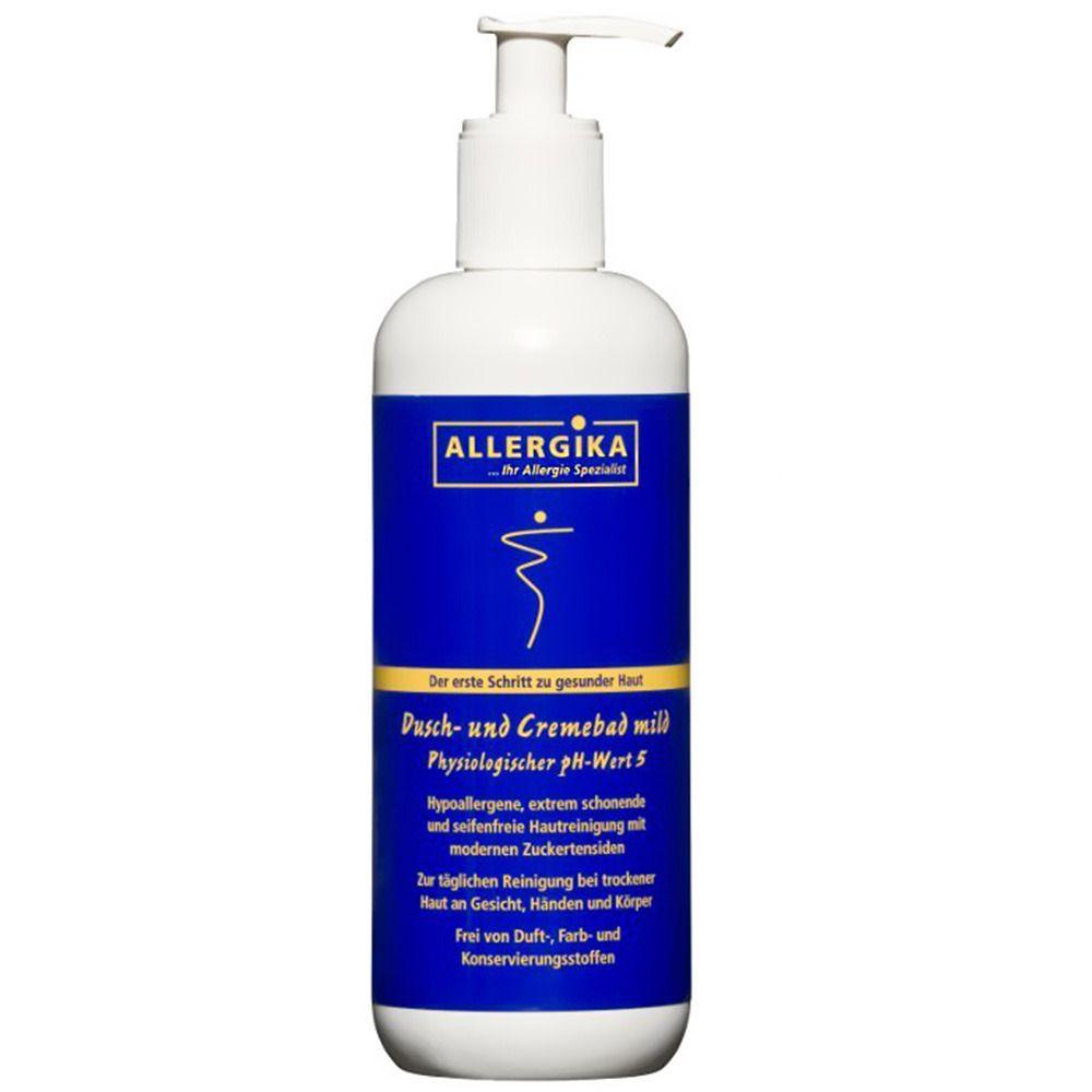 Image of ALLERGIKA® Dusch und Cremebad mild