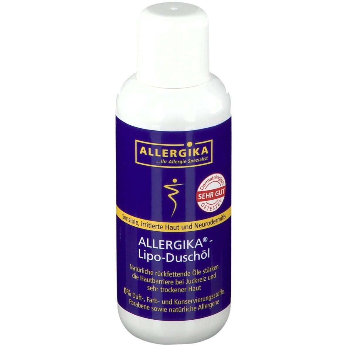 Image of ALLERGIKA® Lipo-Duschöl