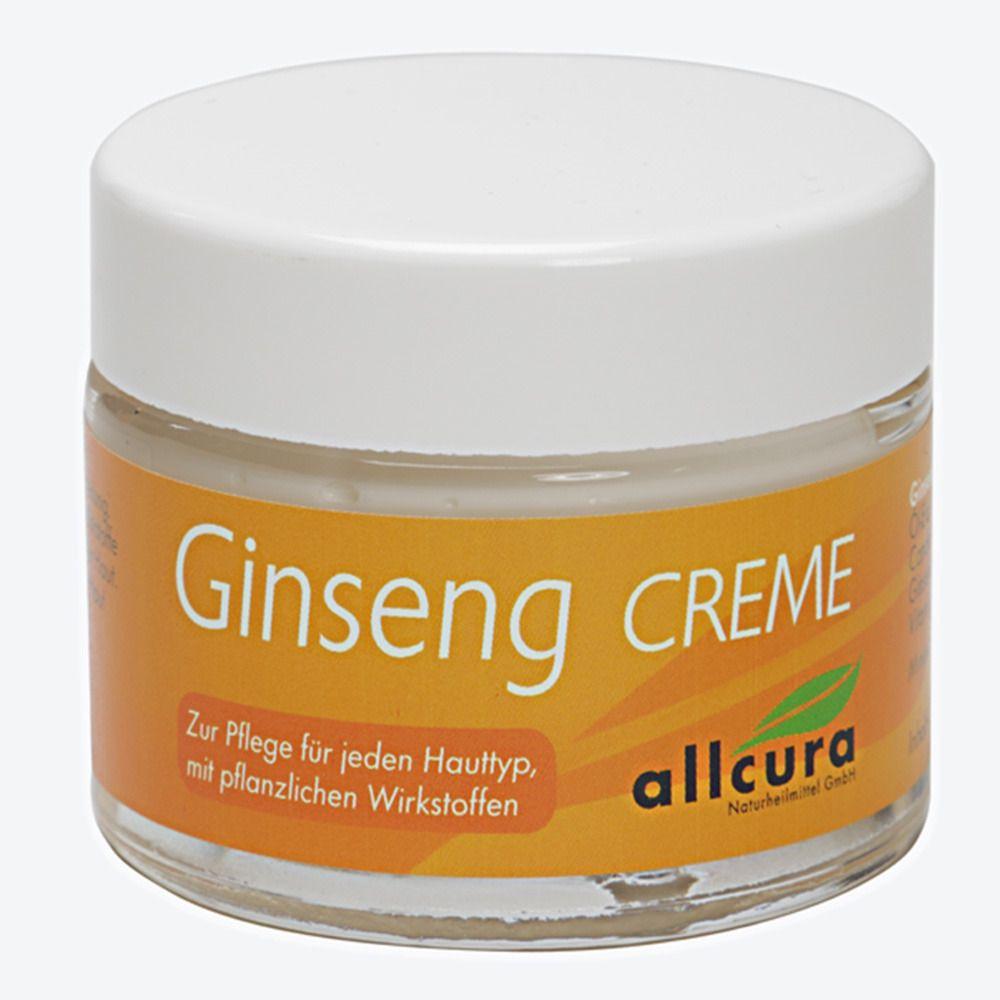 Image of allcura Ginseng Creme