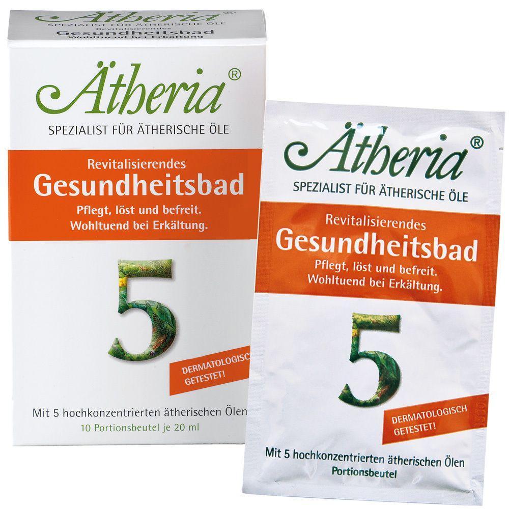 Image of Ätheria® Revitalisierendes Gesundheitsbad