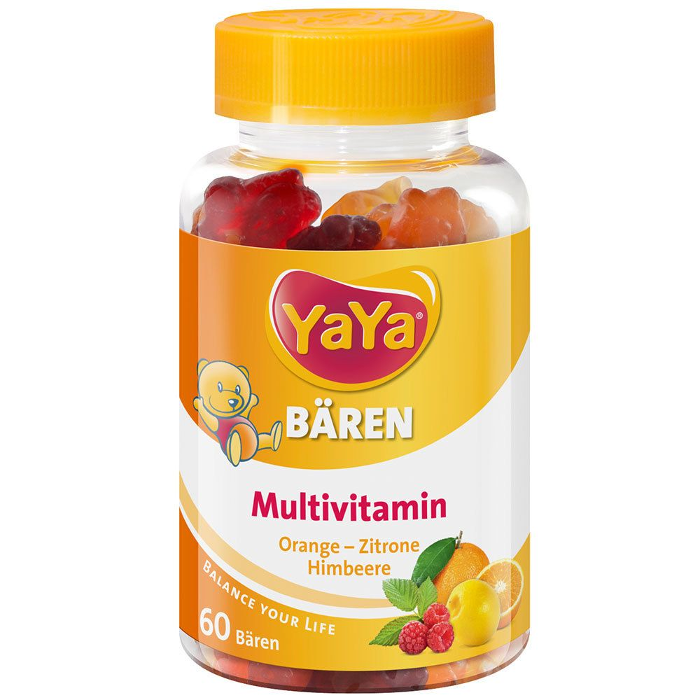 Image of YaYa® Bären Multivitamin