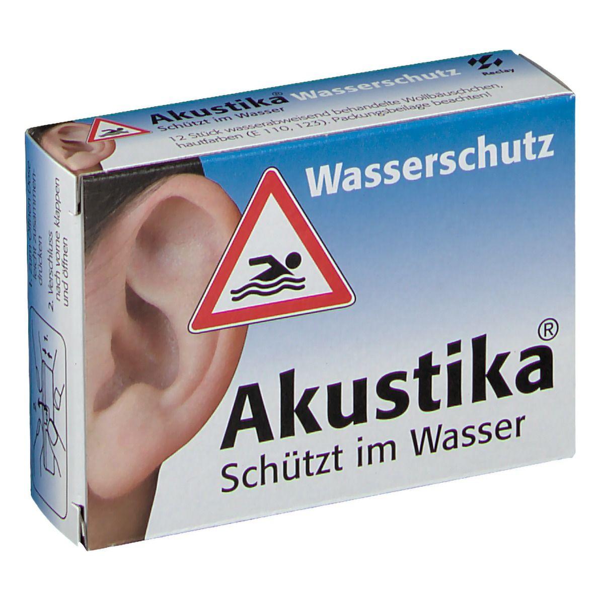 Image of Akustika® Wasserschutz