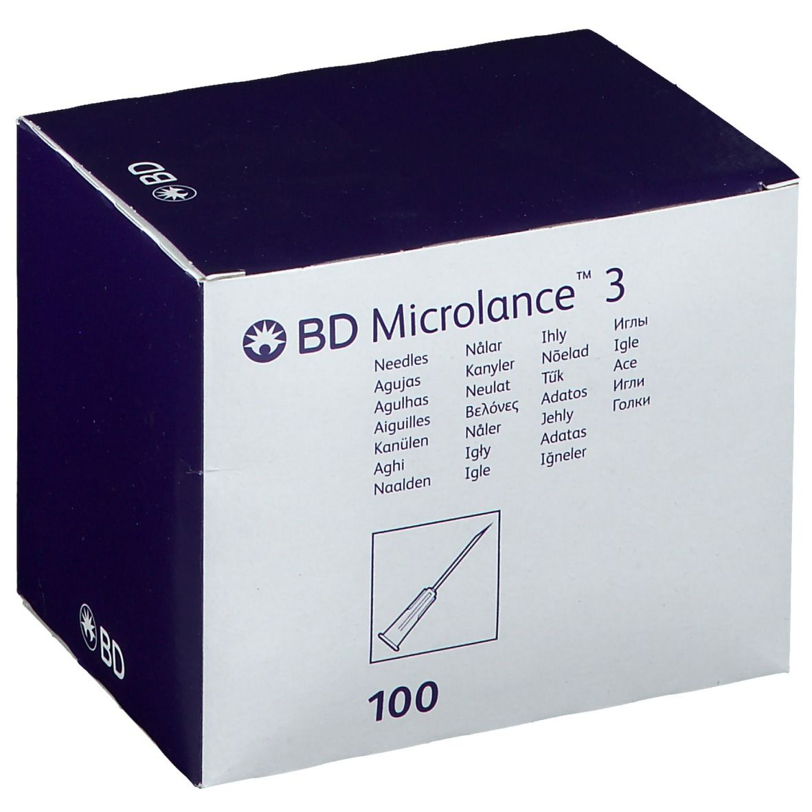 Image of BD Microlance § Sonderkanüle 16 G 1 1/2 1,65 x 40 mm