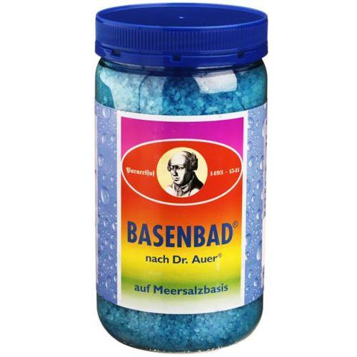 Image of Basenbad nach Dr. Auer®