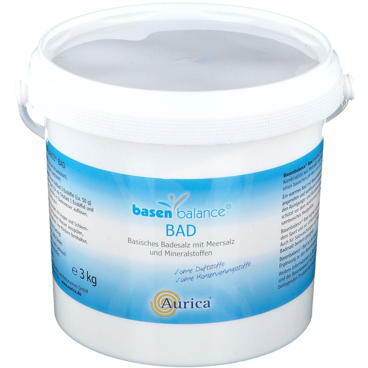Image of Aurica® Basenbalance® Bad