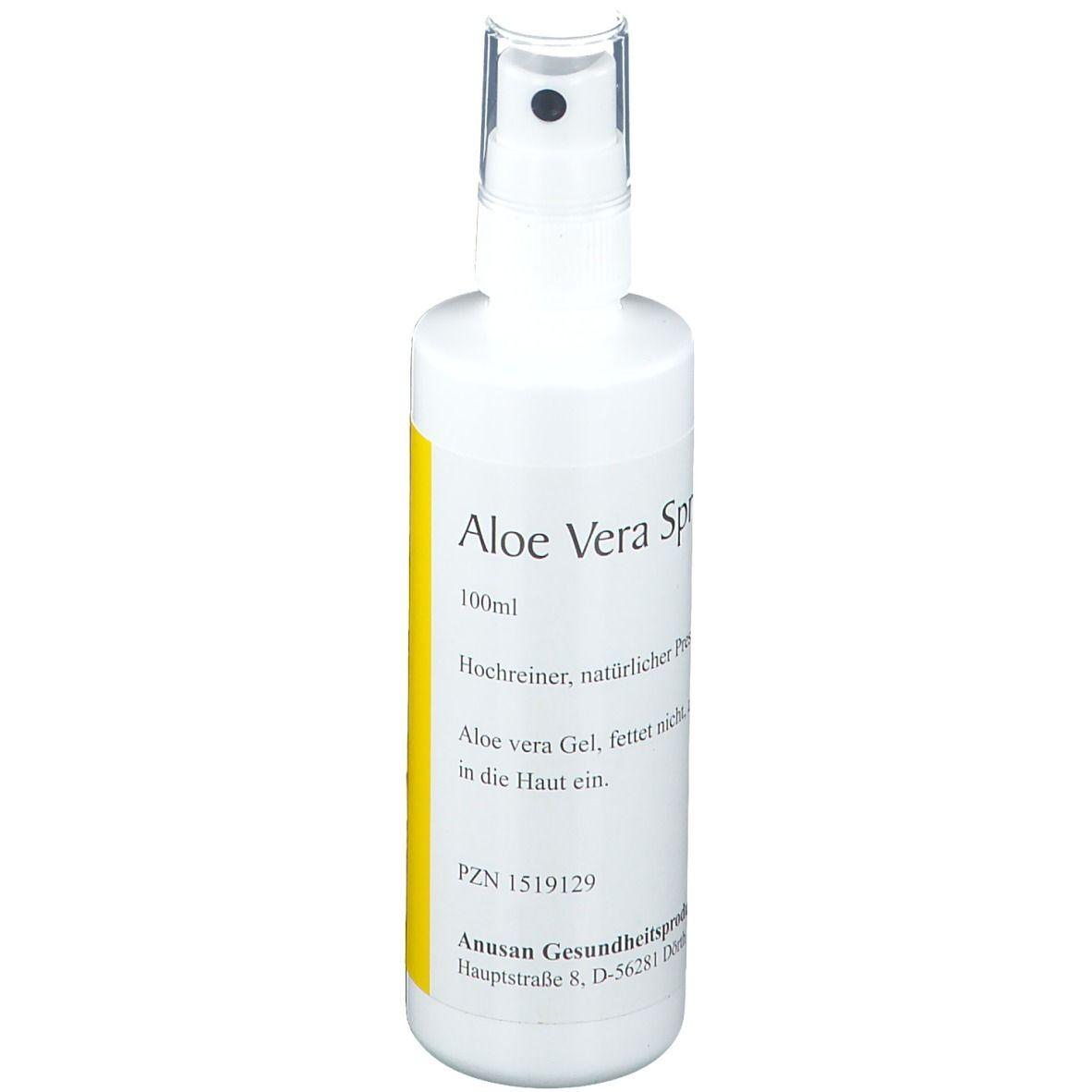 Image of Aloe Vera Spray