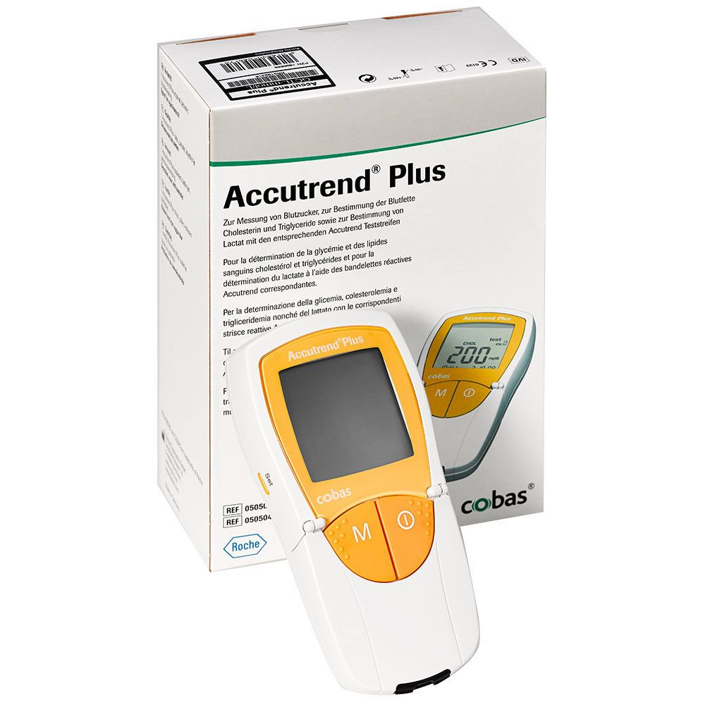 Image of Accutrend® Plus mg/dl