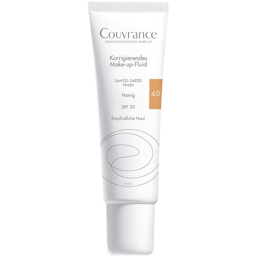 Image of Avène Couvrance korrigierendes Make up Fluid 04 Honig