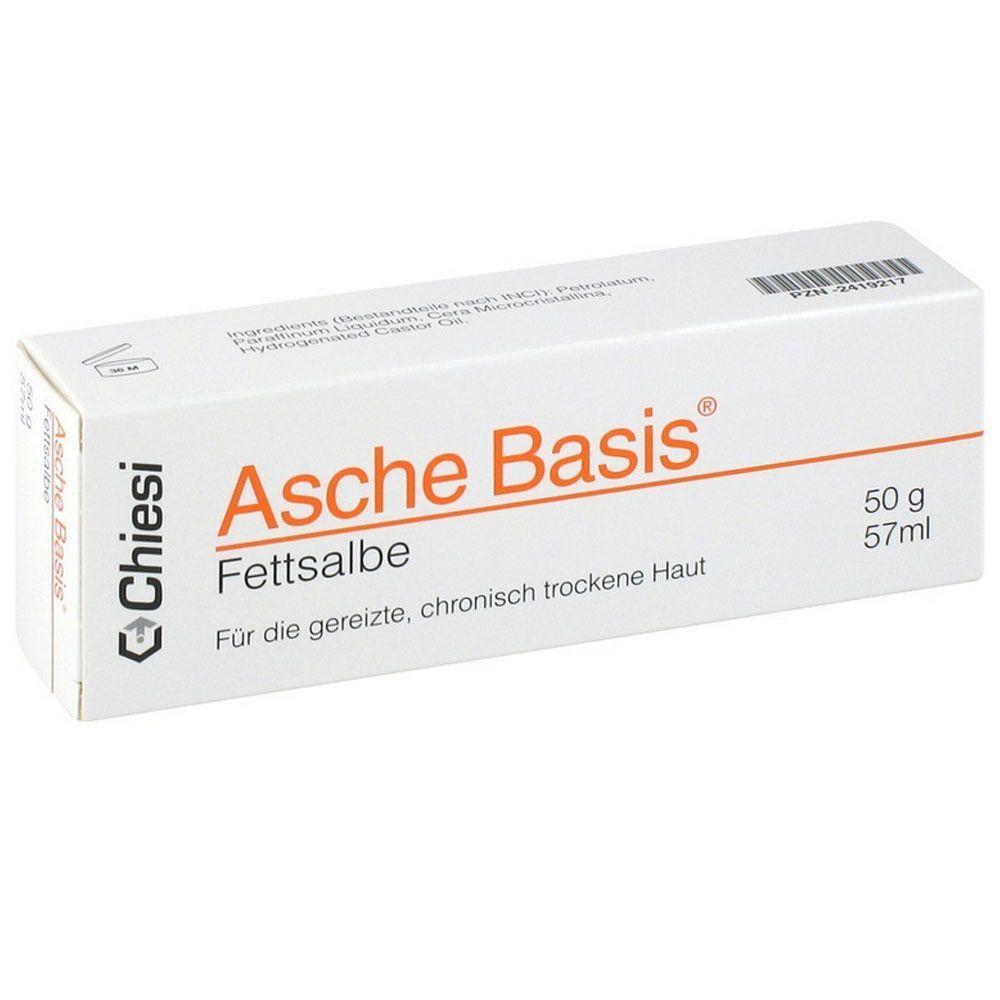 Image of Asche Basis® Fettsalbe