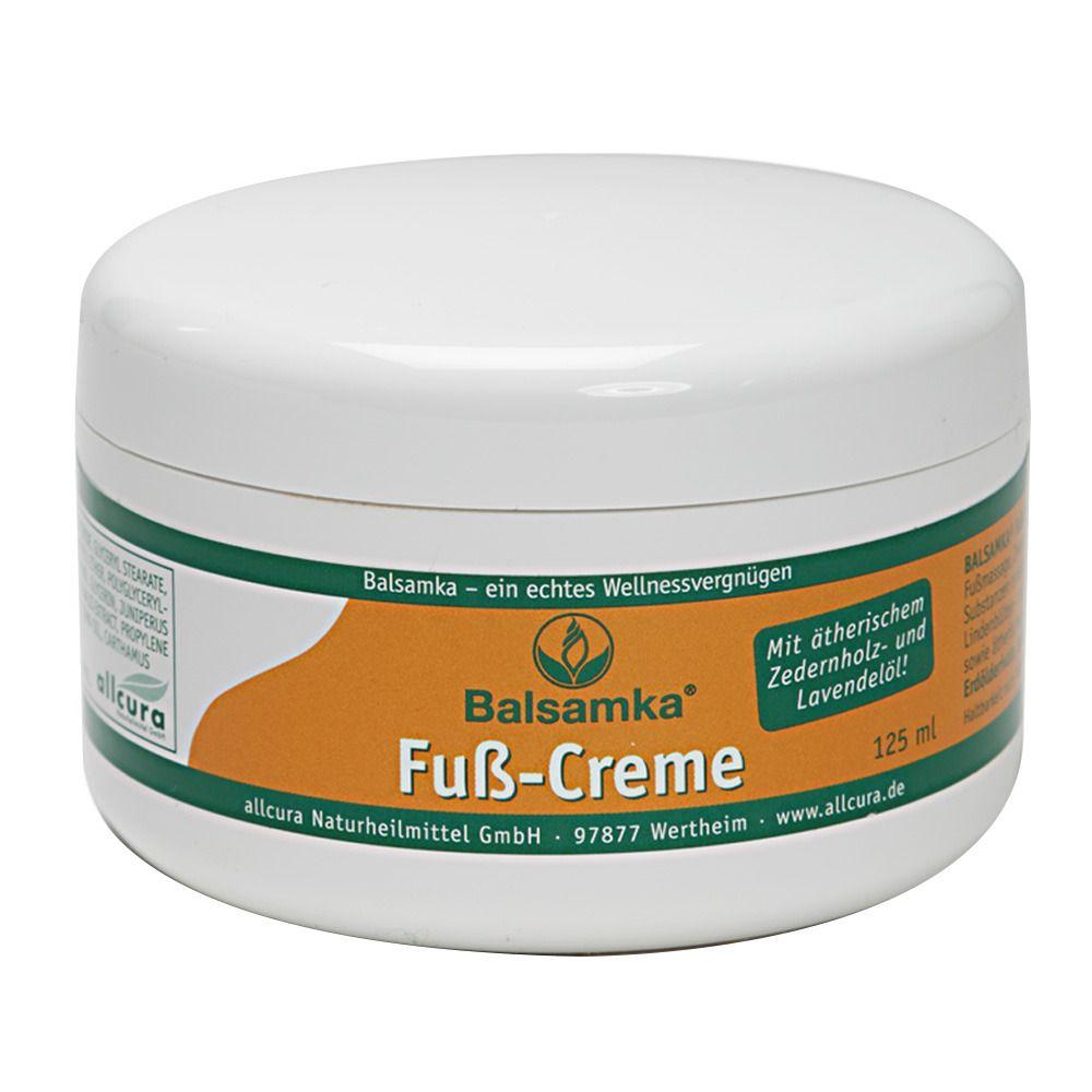 Image of Balsamka® Fuß-Creme