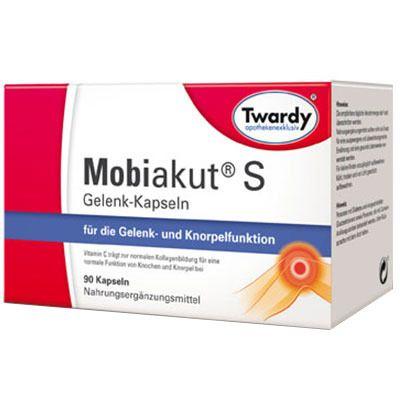 Image of Twardy® Mobiakut Gelenk Kapseln