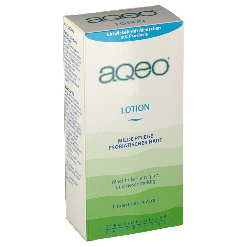 Image of aqeo Lotion