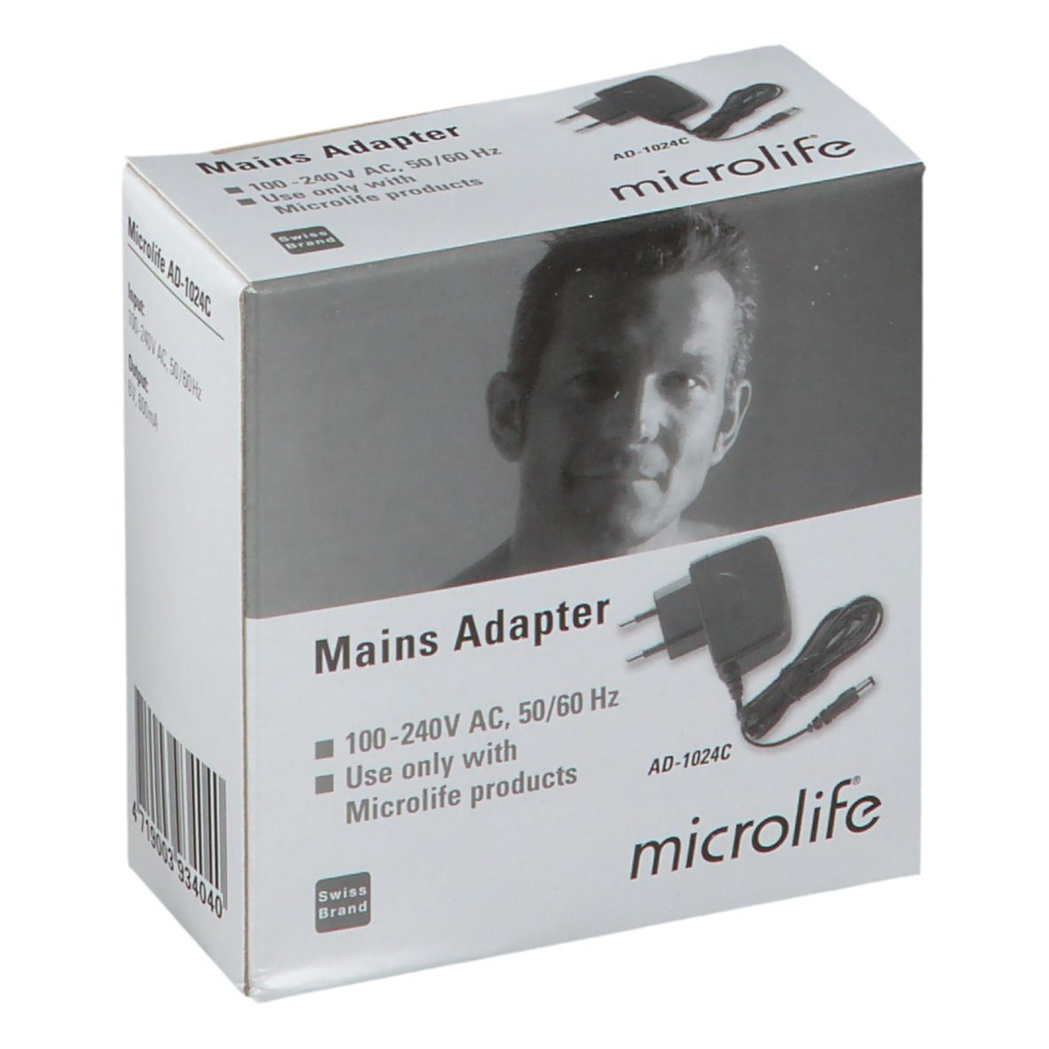 Image of microlife® Netzteil