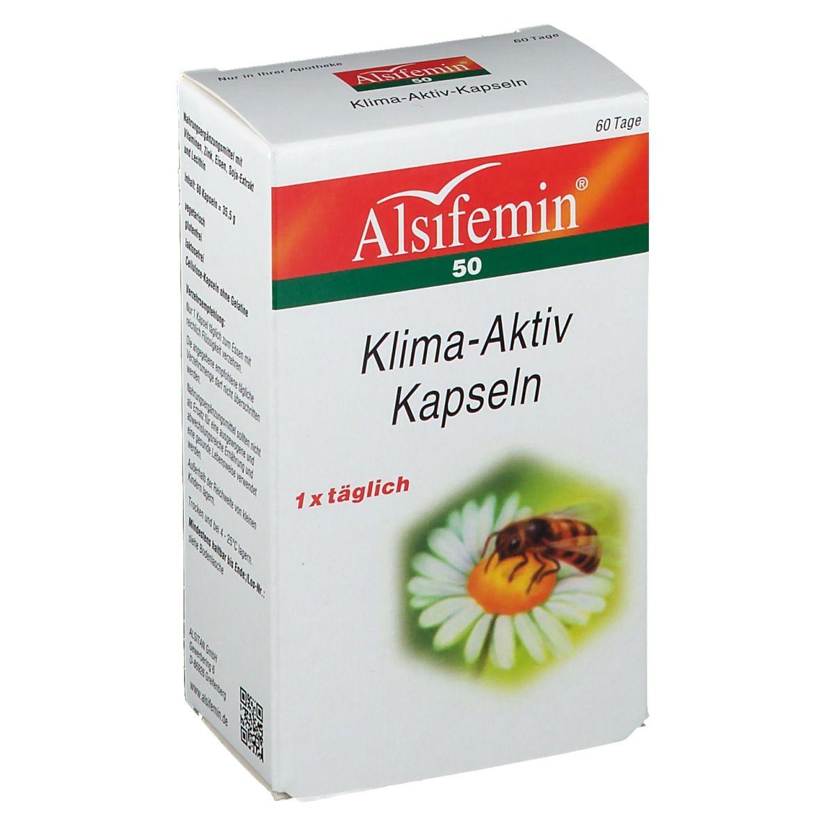 Image of Alsifemin® 50 Klima-Aktiv-Kapseln