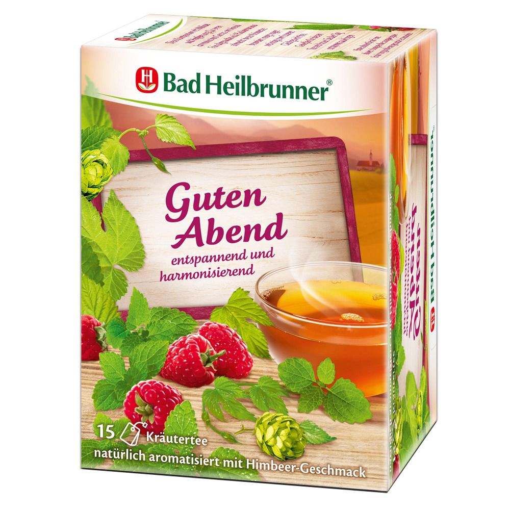 Image of Bad Heilbrunner® Guten Abend Tee