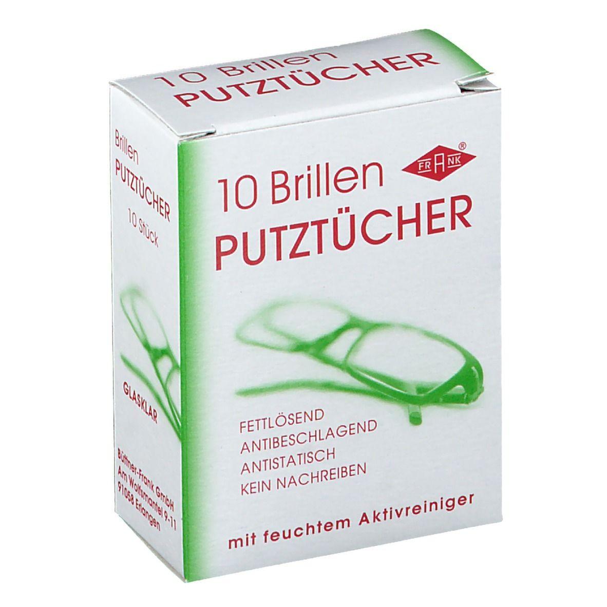 Image of FRANK® Brillenputztücher