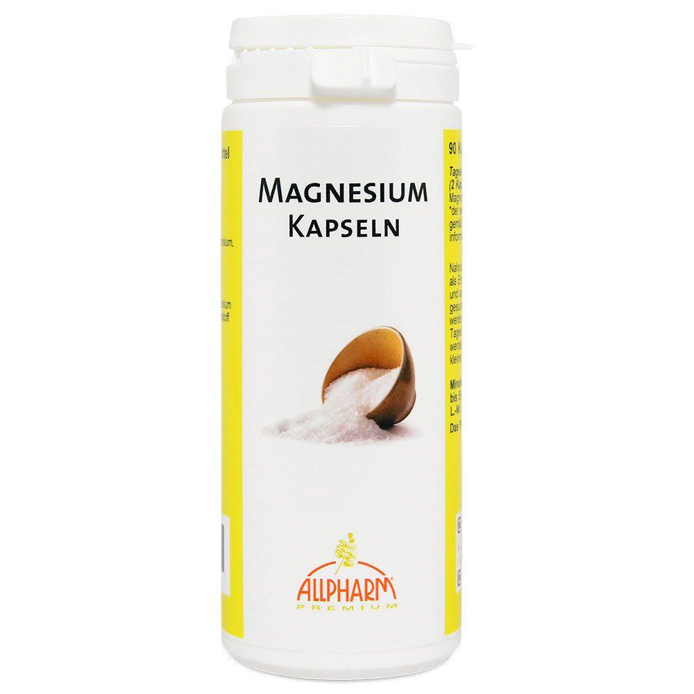 Image of ALLPHARM® MAGNESIUM KAPSELN