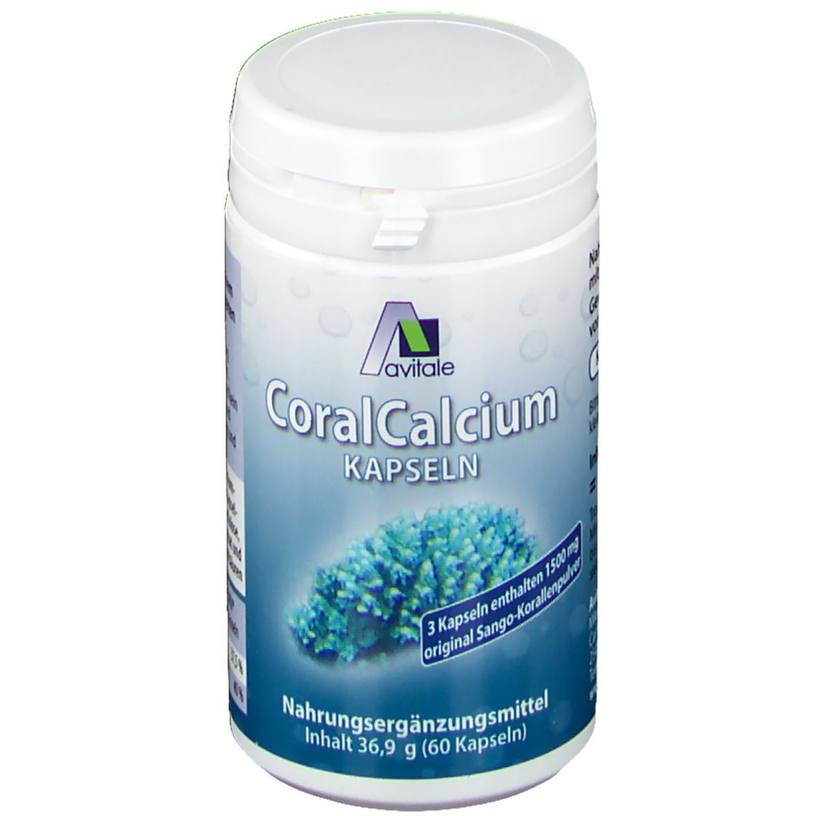 Image of Avitale Coral-Calcium 500 mg