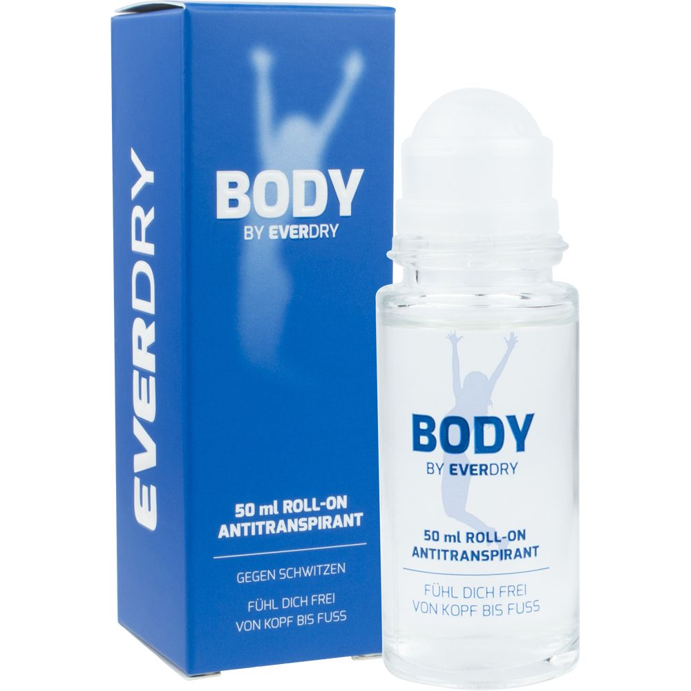 Image of BODY by EVERDRY anti-transpirant