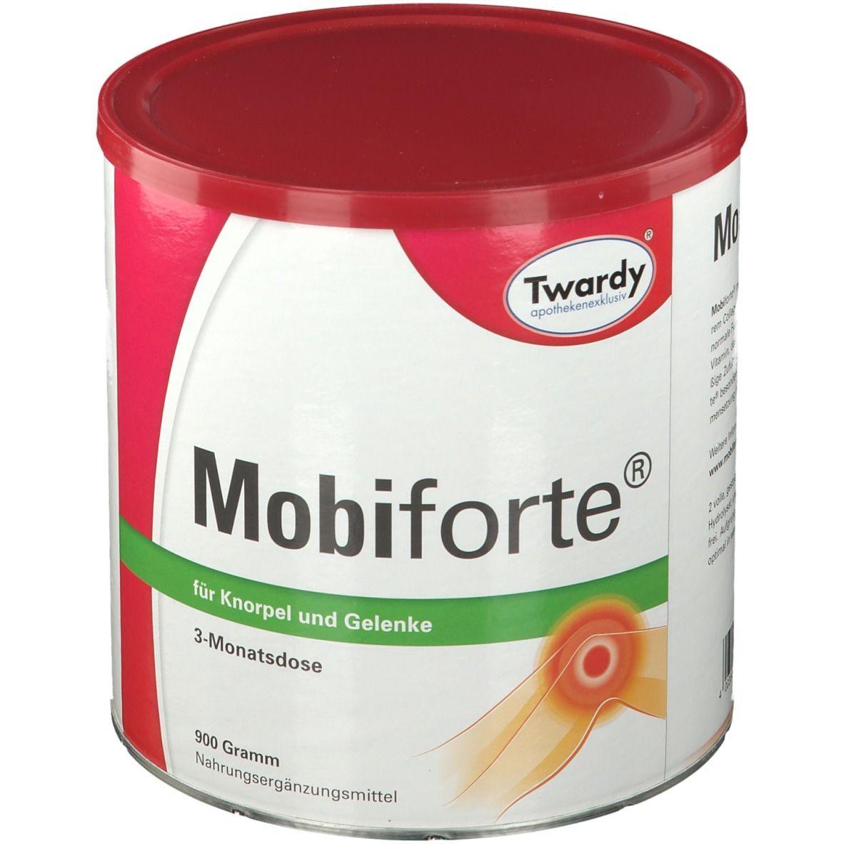 Image of Twardy® Mobiforte® Collagen-Hydrolysat Pulver