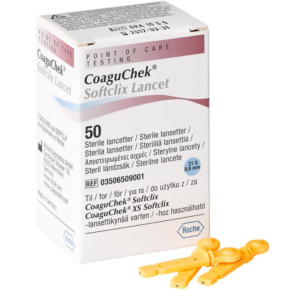 Image of CoaguChek® Softclix Lancet