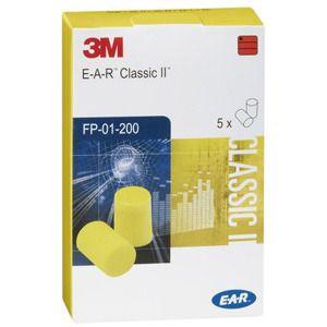 Image of 3M™ E-A-R™ Classic™ II vorzuformende Gehörschutzstöpsel