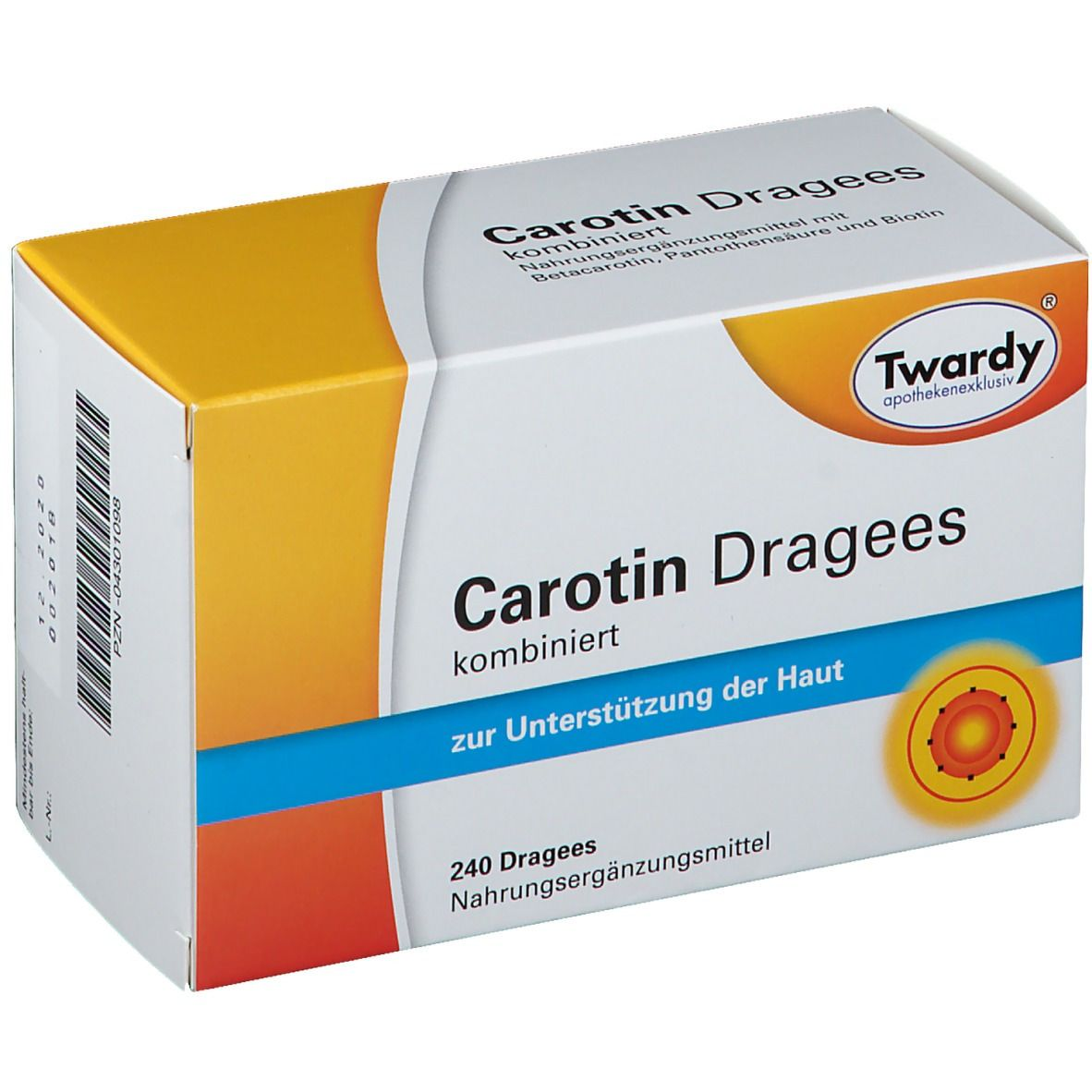 Image of Twardy® Carotin Dragees