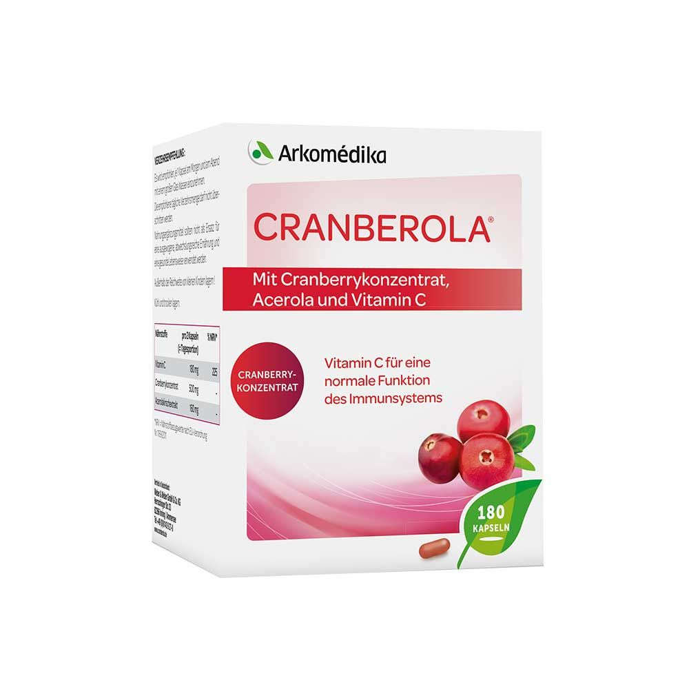 Image of Cranberola® Kapseln