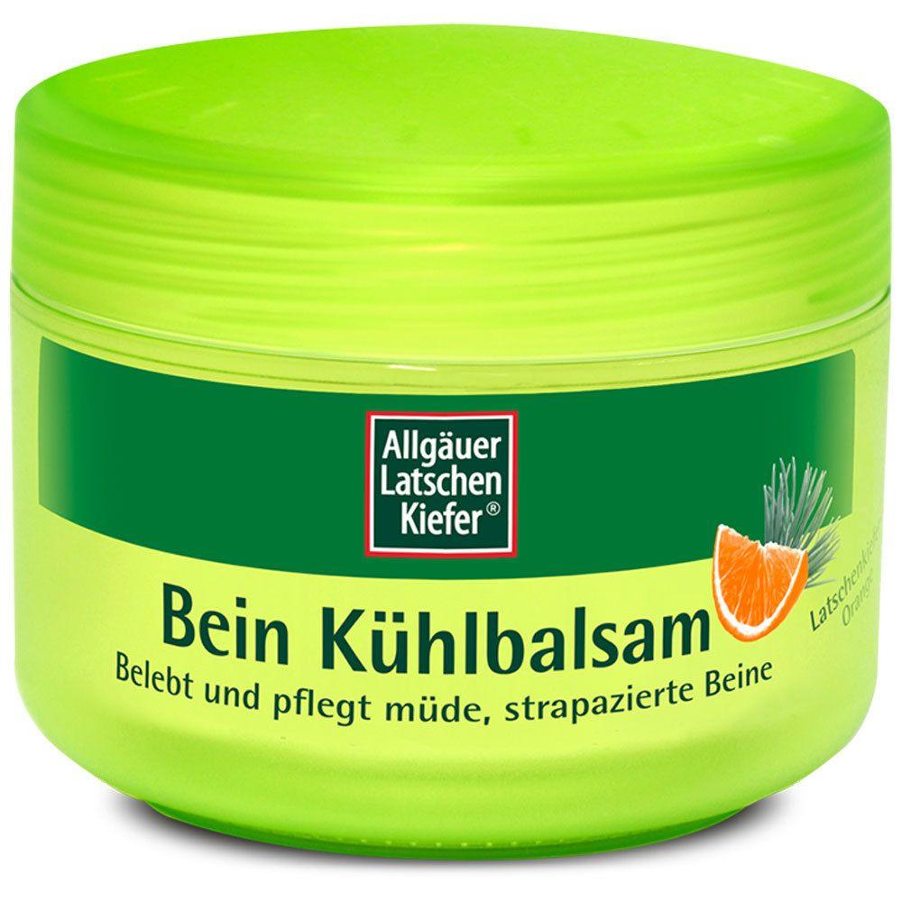 Image of Allgäuer Latschenkiefer® Bein Kühlbalsam