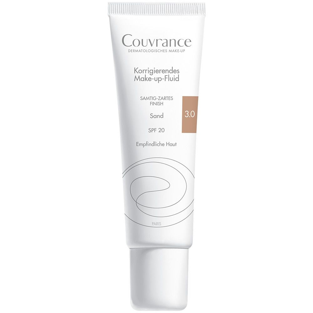 Image of Avène Couvrance korrigierendes Make Up Fluid 03 Sand