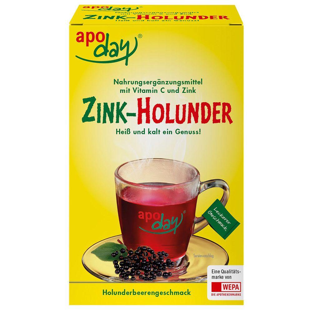 Image of apoday® Zink Holunder