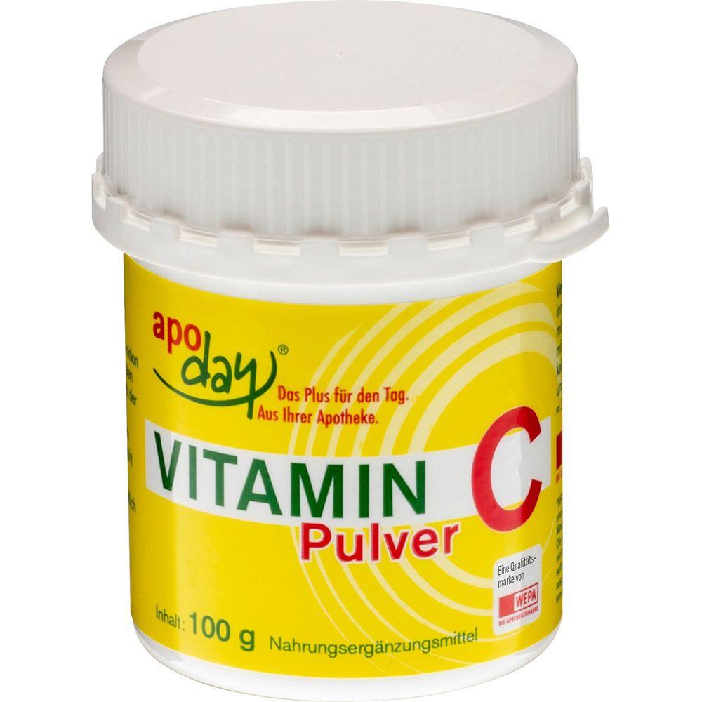 Image of apoday® Vitamin C Pulver