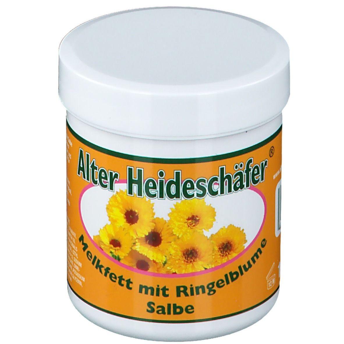 Image of Alter Heideschäfer® Melkfett mit Ringelblume