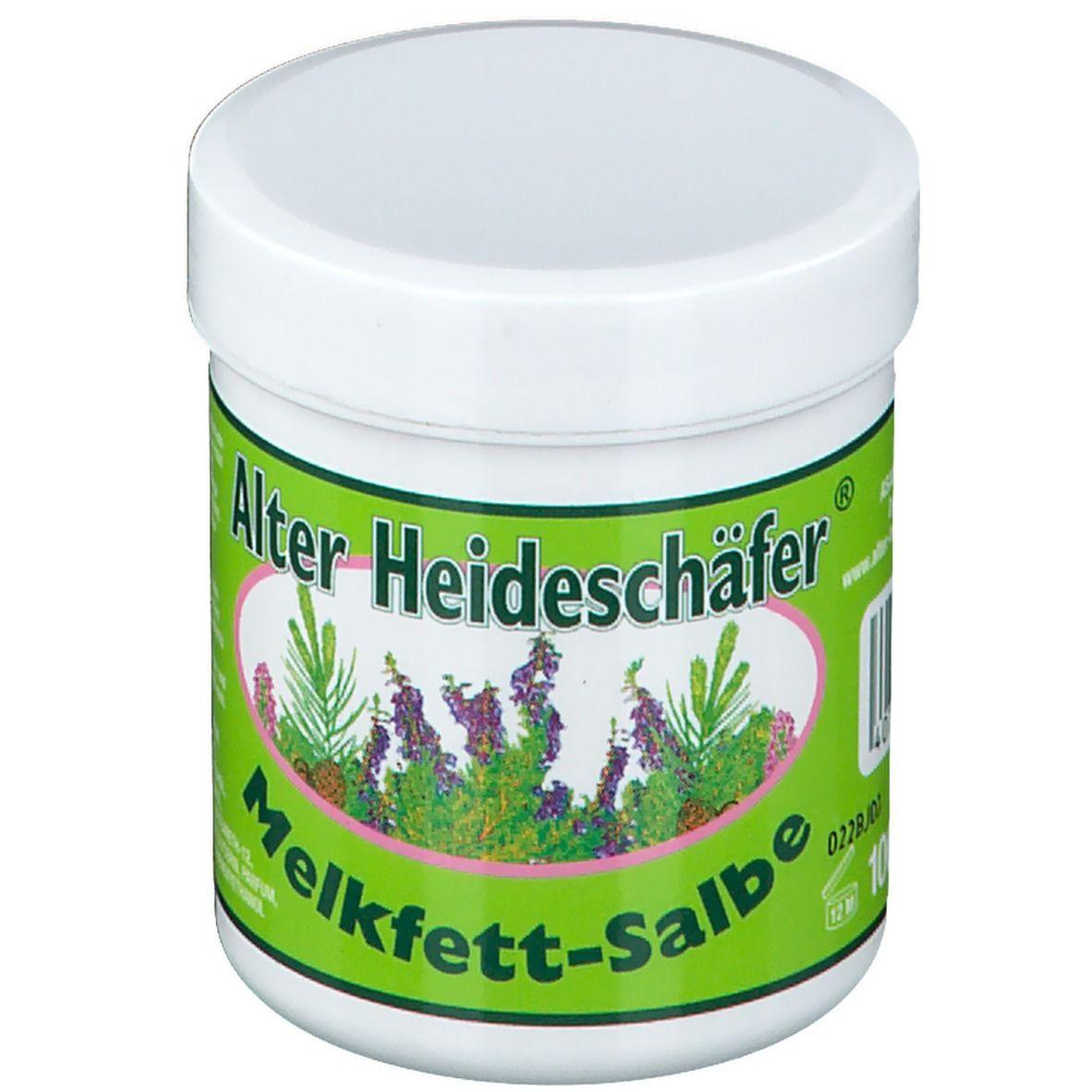 Image of Alter Heideschäfer® Melkfett-Salbe