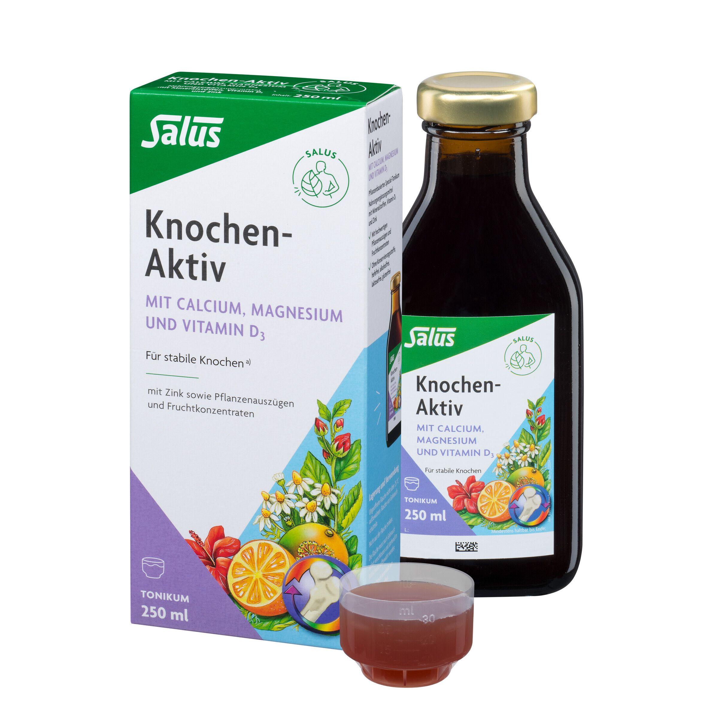 Image of Salus® Knochen-Aktiv Calcium + Magnesium
