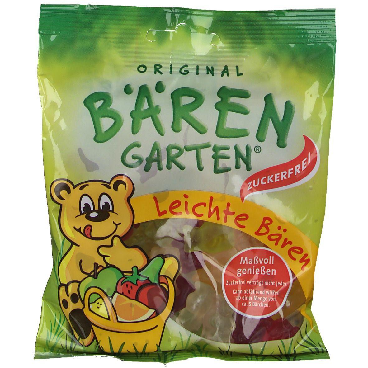 Image of Original Bärengarten® Fruchtsaft-Bären zuckerfrei