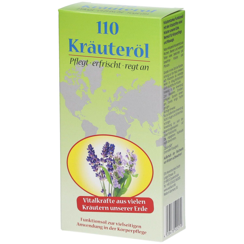Image of 110 Kräuter Öl