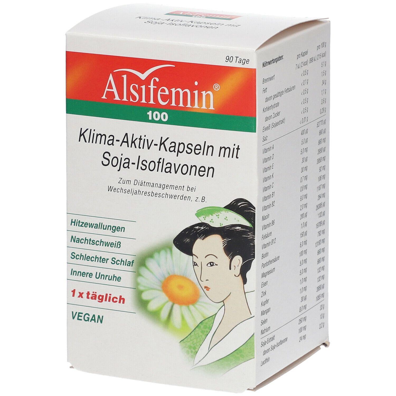 Image of Alsifemin® 100 Klima-Aktiv-Kapseln