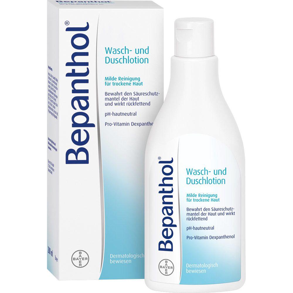 Image of Bepanthol® Wasch- und Duschlotion für trockene Haut
