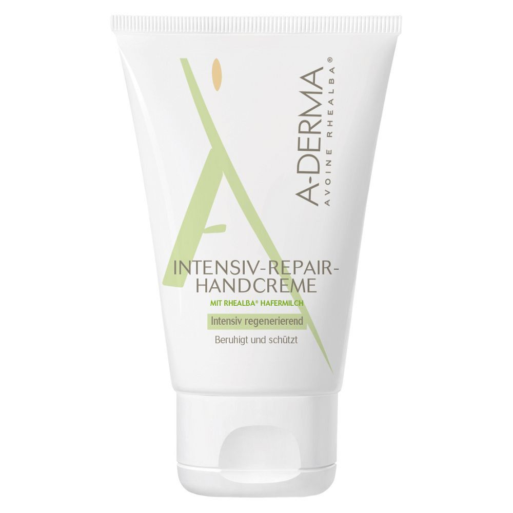 Image of A-Derma Basis SOINS ORIGINELS Intensiv-Repair-Handcreme