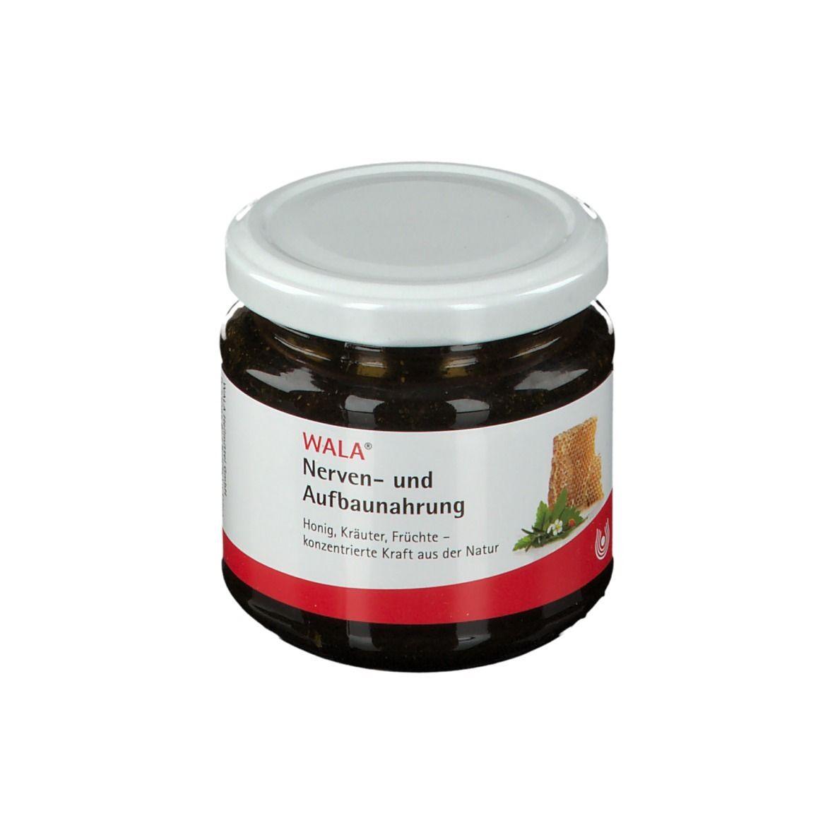 Image of WALA® Nerven- und Aufbaunahrung