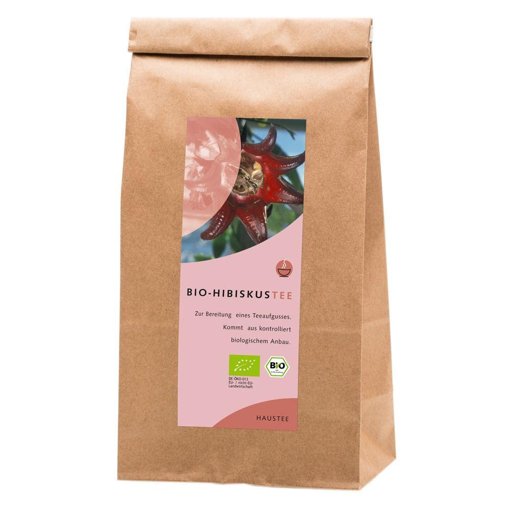 Image of Hibiskusblüten Tee Bio